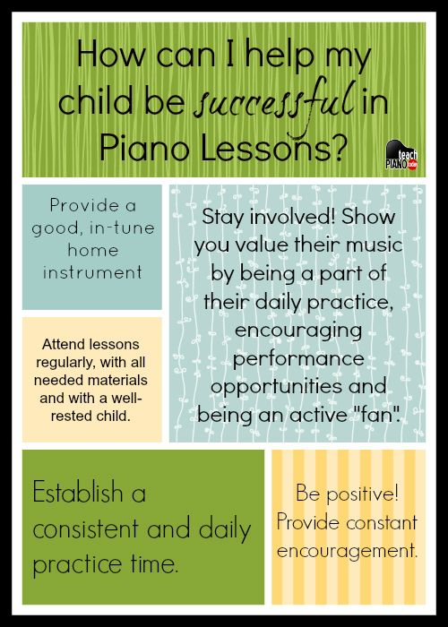 Piano Parents